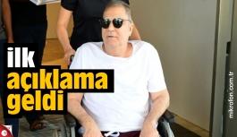 Hastaneye kaldırılan Mehmet Ali Erbil'in kardeşinden ilk açıklama geldi