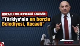 Türkiye'nin en borçlu belediyesi