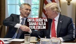 NATO, Orta Doğu'daki ağırlığını artıracak