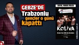 Trabzonlu gençler Koliva'yı getiriyor