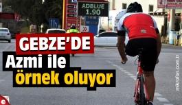 Ahmet Dönmez, Azmi ile örnek oluyor