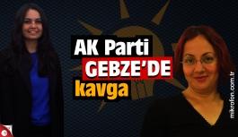 AK Parti Gebze'de kavga çıktı