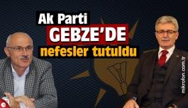 AK Parti Gebze'de kongre süreci