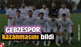 Gebzespor Yalova Kadıköyspor maçı canlı