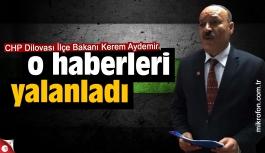 Kerem Aydemir hiçbir adayı desteklemiyor