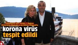 Abdurrahim Albayrak'ta korona virüs tespit edildi