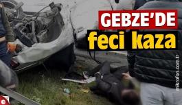 Emir Hasşerbetçi kaza yaptı