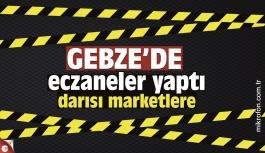 Gebze'de yaratıcı önlem