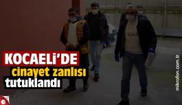Başiskele'deki cinayetin zanlısı tutuklandı
