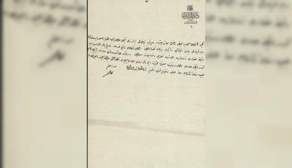 """Irak Musul'daki """"meteor çarpması sonucu 1888 yılında bir kişinin öldüğü"""" bilgisi, Osmanlı arşivlerinde"""
