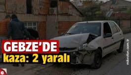 Yavuz Selim'de kaza: 2 yaralı