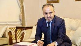 Bursa Şehir Hastanesi hattıyla ilgili protokol imzalandı