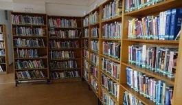 Kütüphaneler okuyucularıyla buluştu