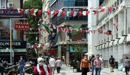 Sakarya, Kocaeli ve Zonguldak'ta vatandaşlar uzun bir aradan sonra hafta sonu sokağa çıktı
