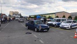 Tekirdağ'da otomobille çarpışan motosikletin sürücüsü öldü