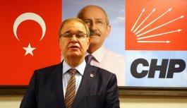 CHP Sözcüsü Faik Öztrak Tekirdağ'da partisinin il başkanlığı ziyaret etti