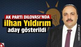 AK Parti Dilovası'nda İlhan Yıldırım dönemi başlıyor