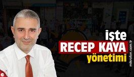 AK Parti Gebze Recep Kaya yönetim kurulu