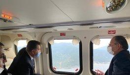 AK Parti Genel Başkan Yardımcısı Özhaseki, Balıkesir'de incelemelerde bulundu