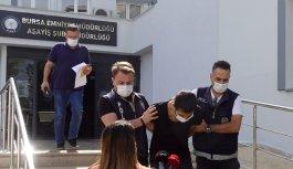 Bursa'da asansördeki tacizin şüphelisi tutuklandı