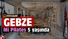 Gebze Mi Pilates 5 yaşında