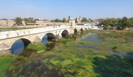 Meriç ve Tunca nehirlerinin debisi geçen seneye göre düştü