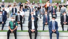 """Sakarya'da AB destekli """"Karadeniz'de Pedal Çevirelim Projesi""""nin lansmanı yapıldı"""