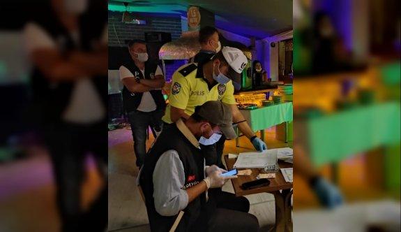 Sakarya'da aranan 5 hükümlü ile 10 şüpheli uygulamada yakalandı