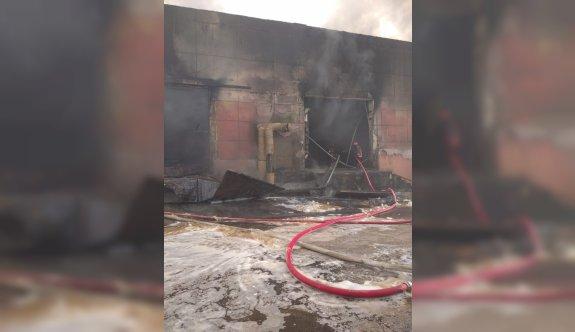 Sakarya'da fabrikanın kazan dairesinde patlama: 2 yaralı