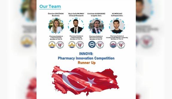 Türk takımı, eczacılıkta