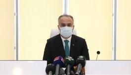 Bursa Büyükşehir Belediye Başkanı Alinur Aktaş'tan su fiyatlarına ilişkin açıklama:
