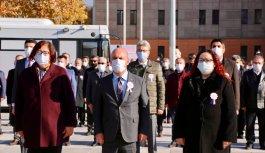Bursa ve çevre illerde 24 Kasım Öğretmenler Günü kutlandı