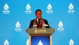 DEVA Partisi Genel Başkanı Babacan partisinin Yalova İl Kongresi'ne katıldı