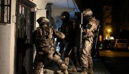 İstanbul'da terör örgütü PKK/KCK'ya yönelik operasyonda çok sayıda şüpheli yakalandı