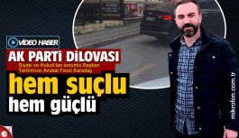 AK Partili Avukat Fevzi Karadaş'tan tepki gören davranışlar