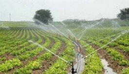Edirne'de 78 bin dekar tarım arazisi daha modern sulama sistemine kavuşuyor
