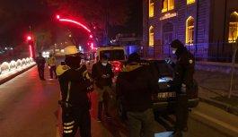 Edirne'de sokağa çıkma kısıtlamasını ihlal edenler uygulamada yakalandı