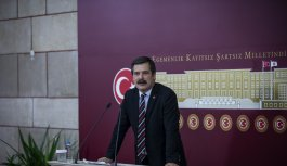 TİP Genel Başkanı Erkan Baş:
