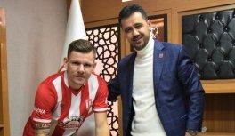 Aydeniz Et Balıkesirspor, Roman Bezjak'ı transfer etti