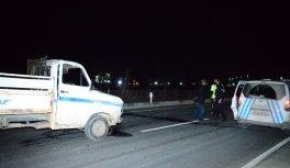 Kaza yapan araçtaki sürücü ve yolcuya sokağa çıkma kısıtlamasını ihlal cezası