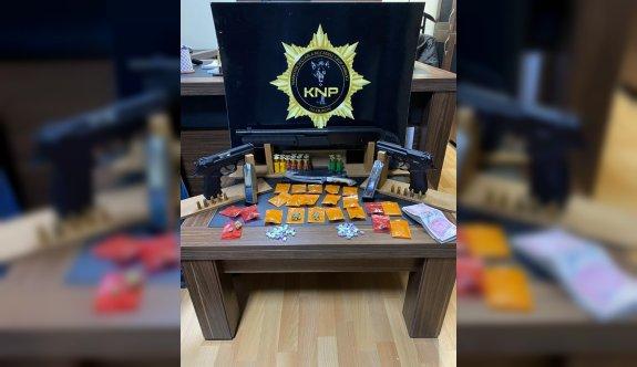 Kırklareli'nde uyuşturucu operasyonunda gözaltına alınan şüphelilerden 4'ü tutuklandı