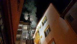 Kocaeli'de 2 ayrı ev yangını hasara yol açtı