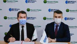 Kuveyt Türk ile Generalsolar, çatı güneş enerjisi santralleri için iş birliğine gitti