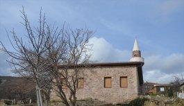 Tekirdağ'daki restore edeline 600 yıllık Şarköy-Güzelköy Camisi martta ibadete açılacak