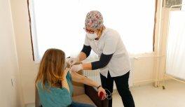 Trakya Üniversitesi Rektörü Prof. Dr. Tabakoğlu, CoronaVac aşısı oldu