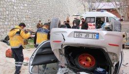 Otomobilin istinat duvarından düşmesi sonucu yaşamını yitiren hemşirenin cenazesi, Kocaeli'de defnedildi