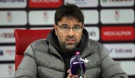 Samsunspor-Bursaspor maçının ardından