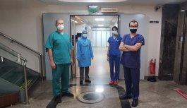 Beyin ölümü gerçekleşen kadının organları 3 kişiye umut, 2 kişiye de ışık oldu