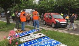 GÜNCELLEME - Gelecek Partisi Genel Başkan Yardımcısı Ün, Kırklareli'nde geçirdiği trafik kazasında yaralandı