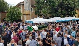 Kocaelispor'un eski başkanı Hüseyin Üzülmez'in cenazesi defnedildi